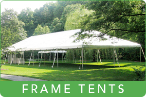 Frame Tents - Florida Tent Rental - Kents