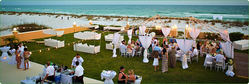 Wedding Rentals In Pensacola And Destin Fl Kents